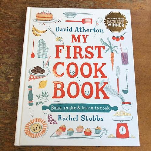My First Cook Book | David Atherton and Rachel Stubbs