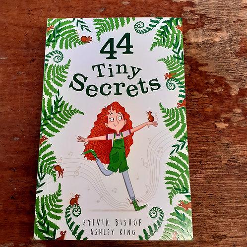 44 Tiny Secrets | Sylvia Bishop
