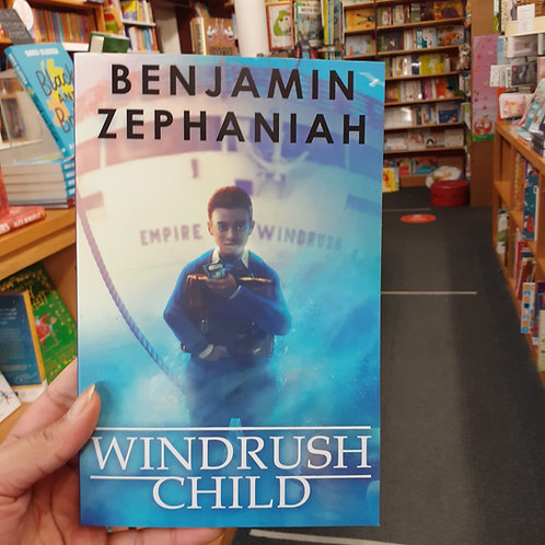 Windrush Child | Benjamin Zephaniah