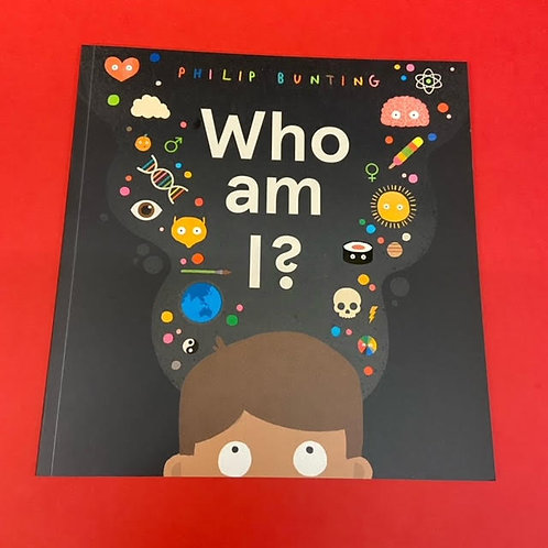 Who Am I? | Philip Bunting