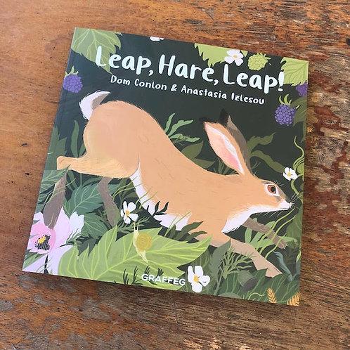 Leap, Hare, Leap! | Dom Conlon & Anastasia Izlesou