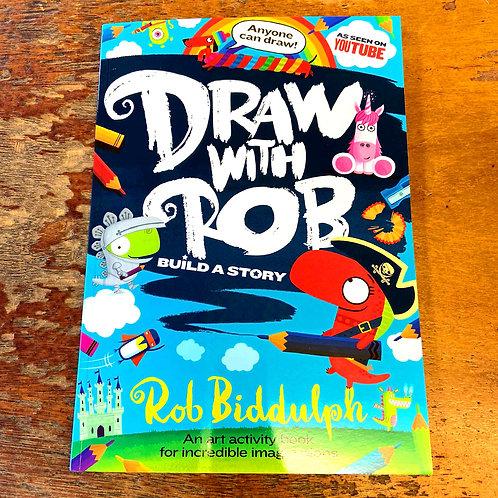 Draw With Rob: Build a Story | Rob Biddulph