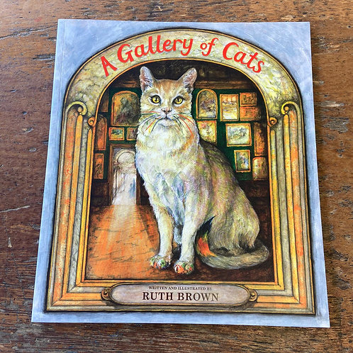 A Gallery of Cats | Ruth Brown