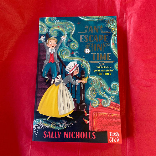 An Escape in Time | Sally Nicholls
