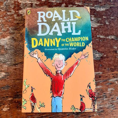 Danny the Champion of the World | Roald Dahl