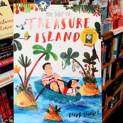 The Way to Treasure Island | Lizzy Stewart