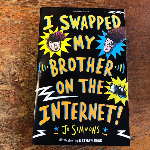 I Swapped My Brother On The Internet | Jo Simmons
