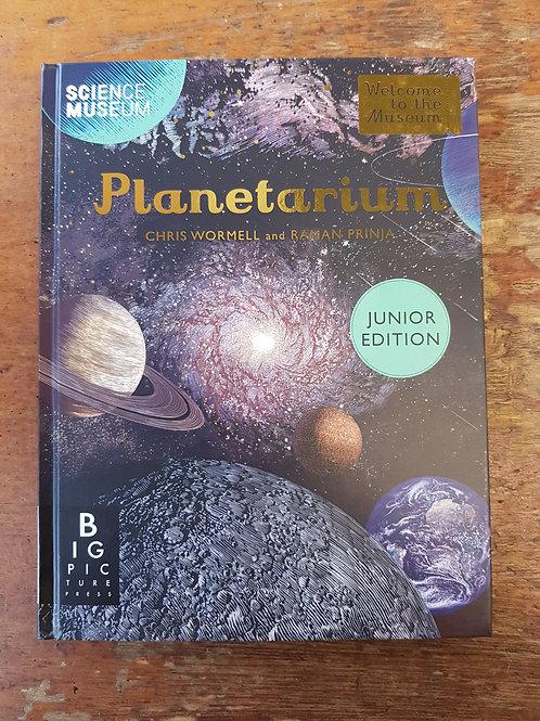 Planetarium Junior Edition | Raman Prinja and Chris Wormell