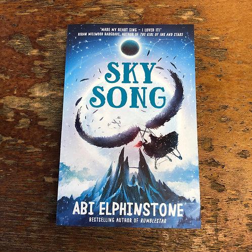 Sky Song    Abi Elphinstone