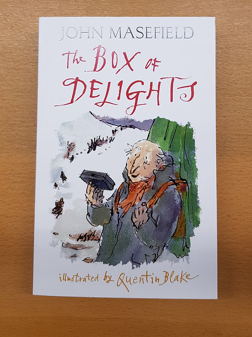 The Box of Delights | John Masefield