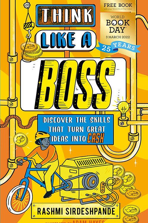 Pack of 50: Think Like A Boss | Rashmi Sirdeshpande