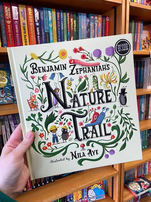 Nature Trial | Benjamin Zephaniah and Nila Aye