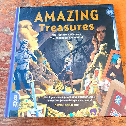 Amazing Treasures | David Long