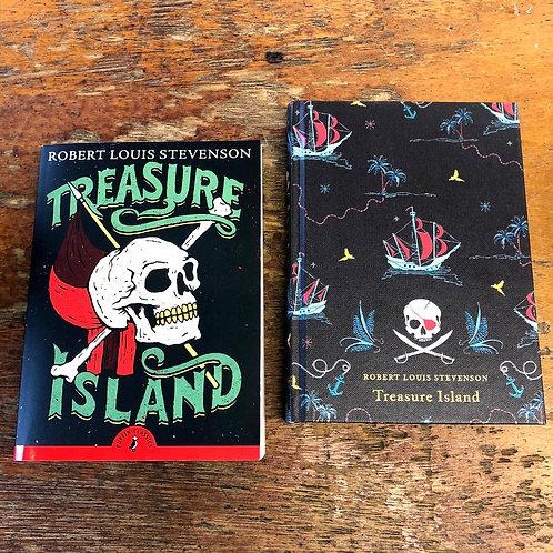 Treasure Island | RL Stevenson
