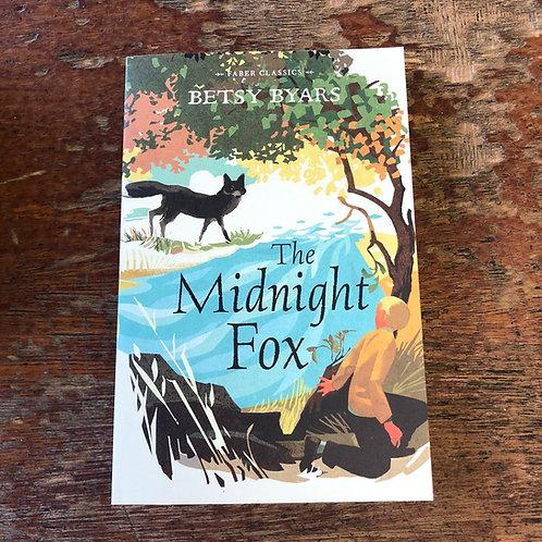 The Midnight Fox | Betsy Byars
