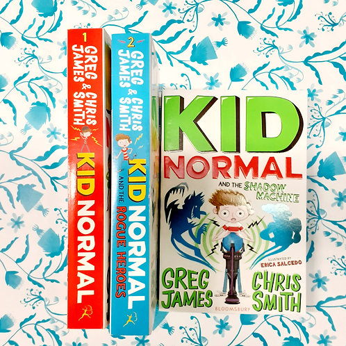 Kid Normal - the series!
