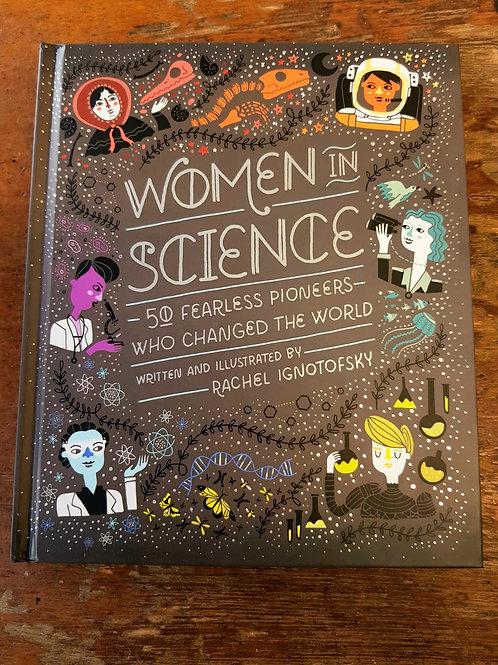 Women in Science |  Rachel Ignotofsky