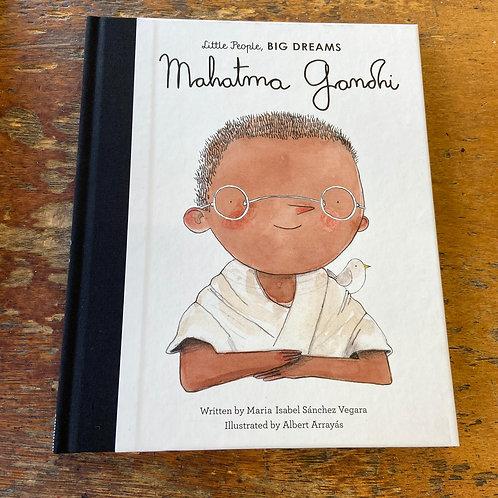 Mahatma Gandhi [Little People Big Dreams] Maria Isabel Sanchez Vegara