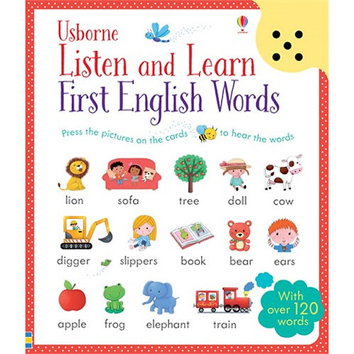 Listen and Learn - First English Words