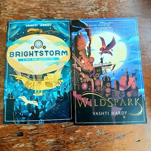 Brightstorm / Wildspark | Vashti Hardy