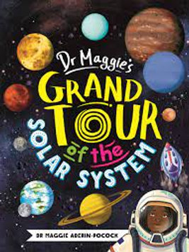 Dr Maggie's Grand Tour of the Solar System | Maggie Aderin-Pocock