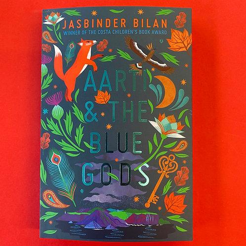 Aarti and the Blue Gods   Jasbinder Bilan