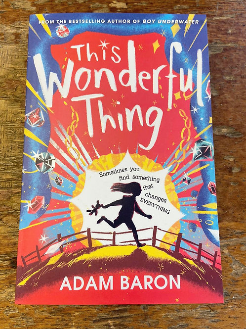 This Wonderful Thing | Adam Baron