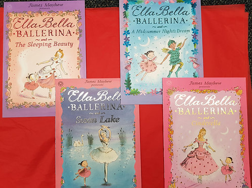 Ella Bella Ballerina Series | James Mayhew