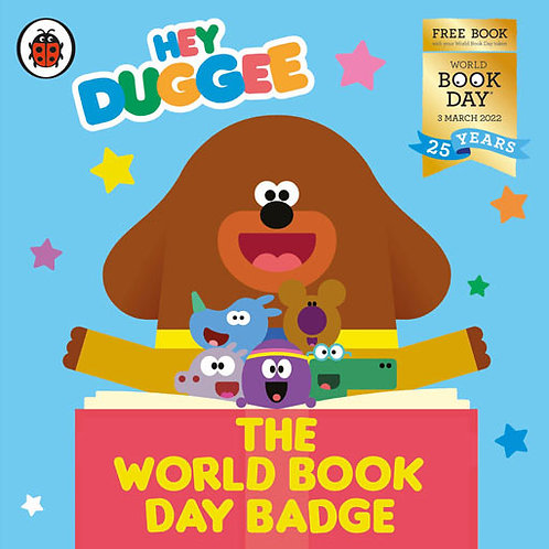Pack of 50: Hey Duggee, The World Book Day Badge | LadyBird