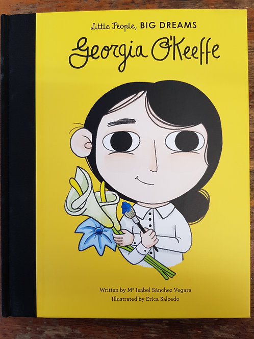 Georgia O'Keeffe [Little People Big Dreams] | Maria Isabel Sanchez Vegara