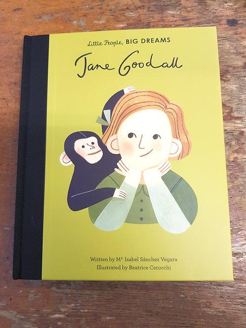 Jane Goodall [Little People Big Dreams]    Maria Isabel Sanchez Vegara