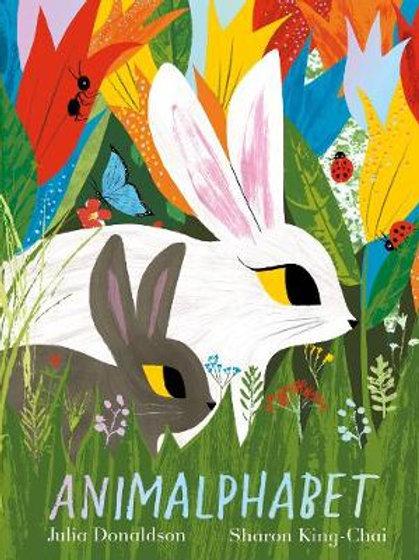 Animalphabet | Julia Donaldson &  Sharon King-Chai