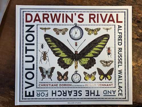 Darwin's Rival | Christiane Dorion and Harry Tennant