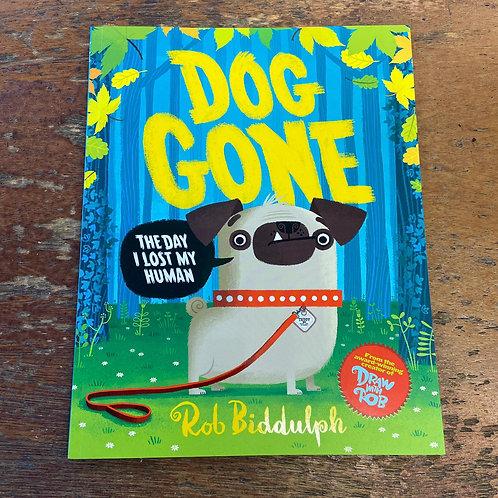 Dog Gone | Rob Biddulph