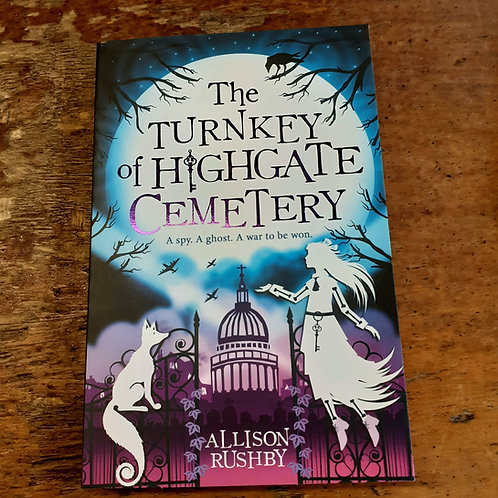 Turnkey of Highgate Cemetery | Allison Rushby