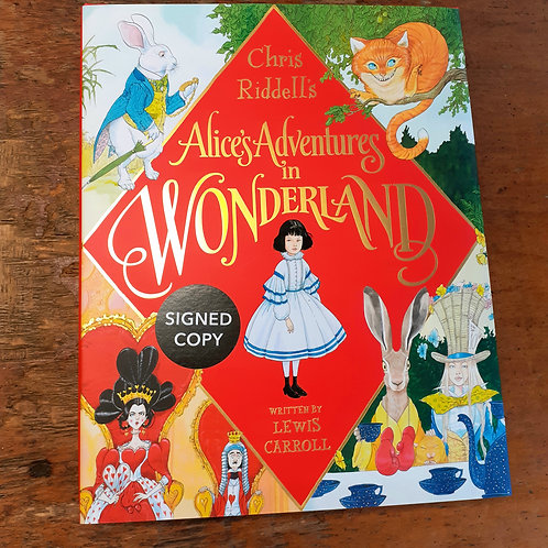 Alice's Adventures in Wonderland | Lewis Carroll & Chris Riddell