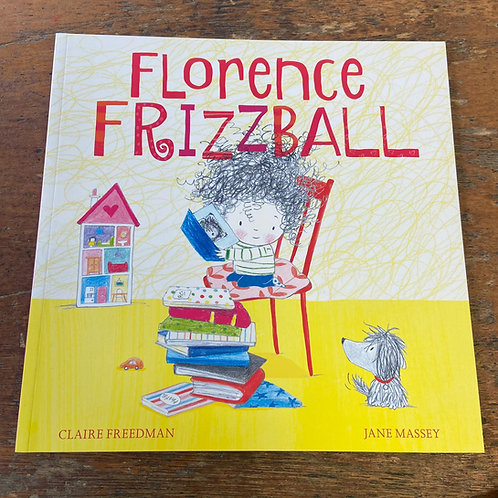 Florence Frizzball | Claire Freedman and Jane Massey