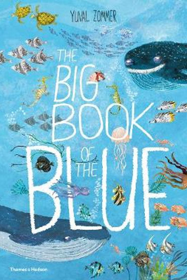The Big Book of Blue | Yuval Zommer