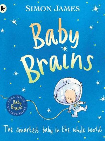 Baby Brains   Simon James