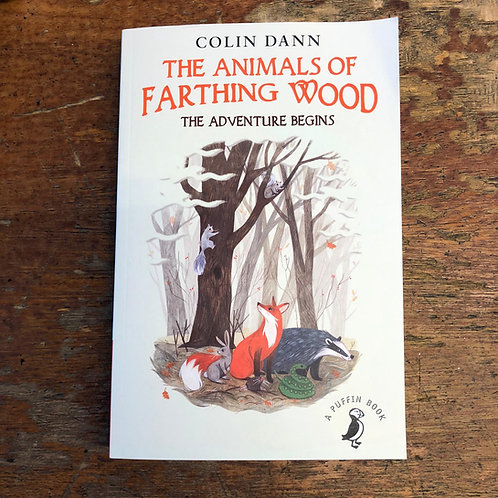 The Animals of Farthing Wood | Colin Dann