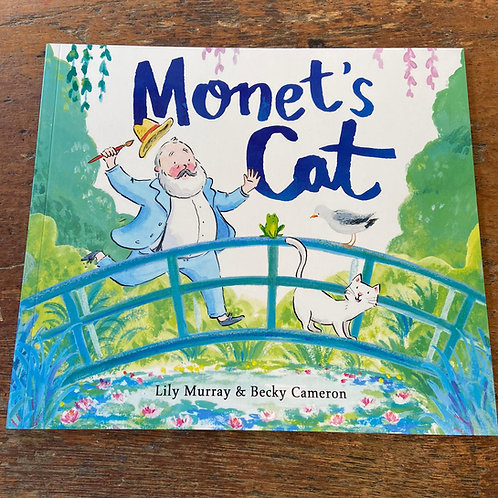 Monet's Cat | Lily Murray and Becky Cameron