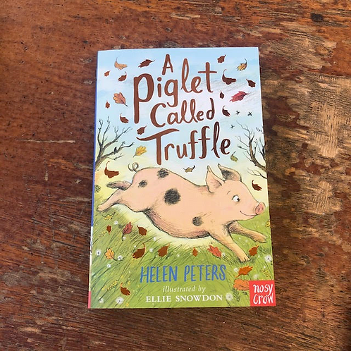 A Piglet Called Truffle | Helen Peters