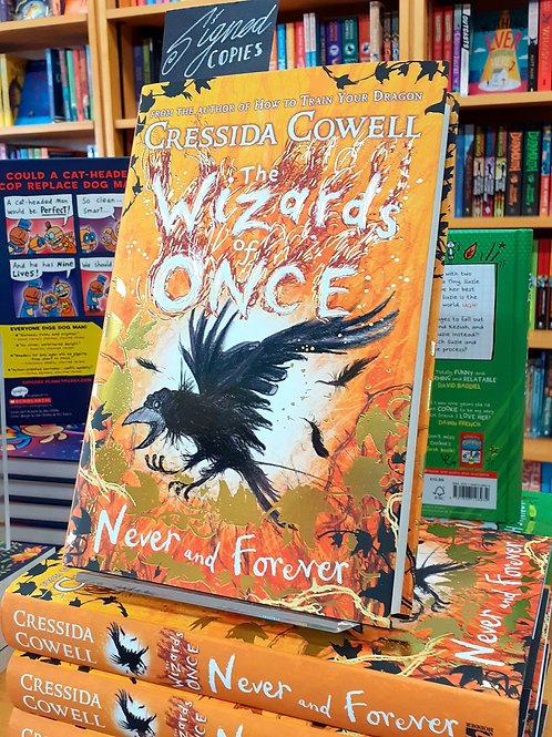 Wizards of Once | Never and Forever | Cressida Cowell