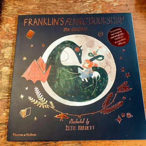 Franklin's Flying Bookshop | Jen Campbell & Katie Harnett