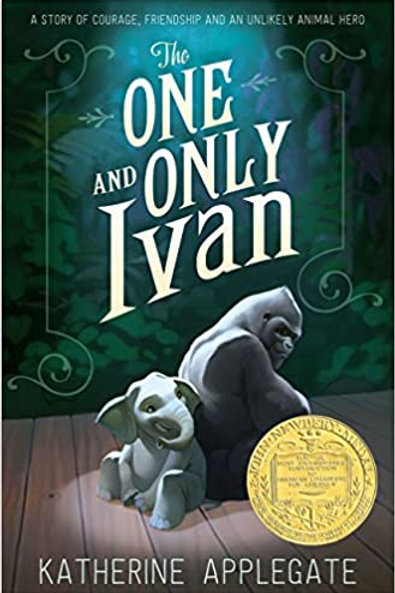 The One and Only Ivan | Katherine Applegate