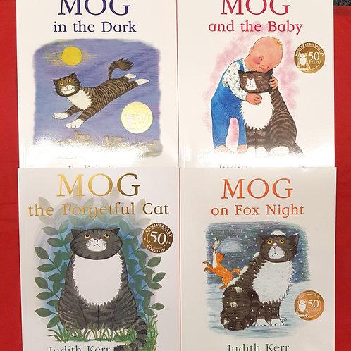 Mog Series | Judith Kerr