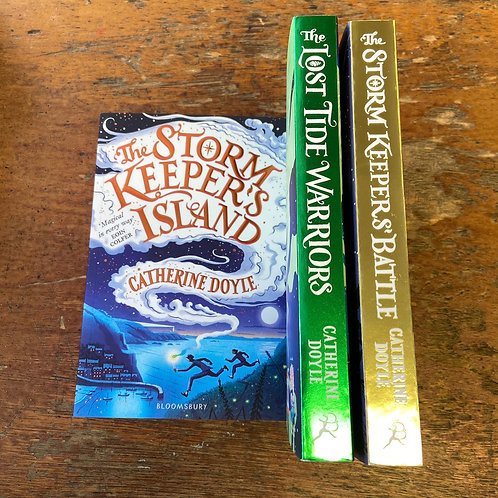 The Storm Keeper Trilogy | Catherine Doyle