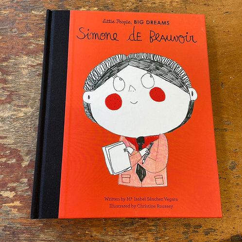 Simone De Beauvoir [Little People Big Dreams] | Maria Isabel Sanchez Vegara