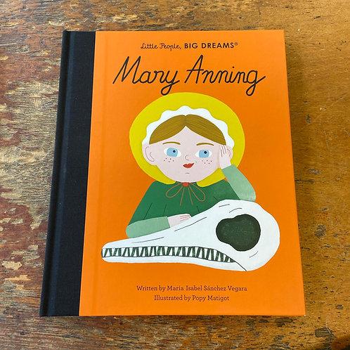 Mary Anning [Little People Big Dreams]   Maria Isabel Sanchez Vegara