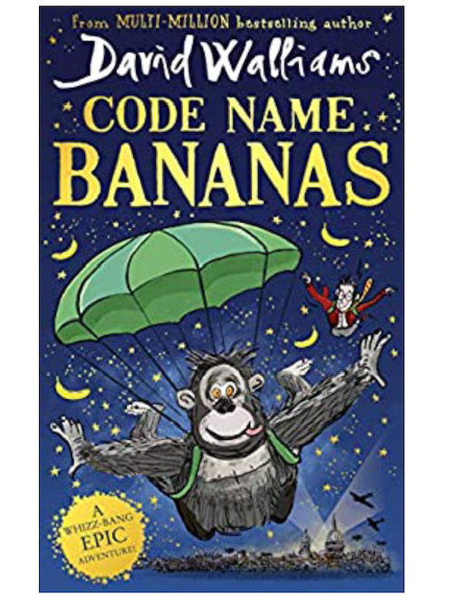 Code Name Bananas | David Walliams and Tony Ross